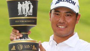 World Golf Championships: Hideki Matsuyama wins in Shanghai
