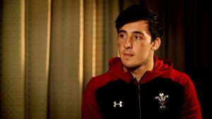 Sam Davies: Ospreys fly-half on his Wales hopes and ambitions