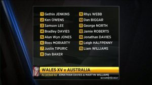 A Wales team without captain Warburton?