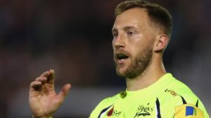 Sale Sharks boss forgives Byron McGuigan for missing chances after birth of his son