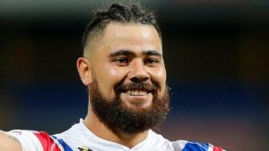 David Fifita: Wakefield Trinity Wildcats prop signs new contract