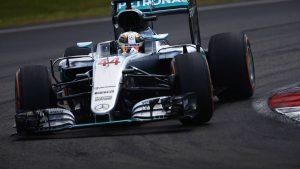 Hamilton tops Rosberg in Malaysian Grand Prix practice