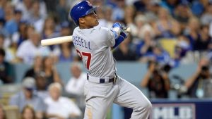 Cubs-Dodgers NLCS: Cubs end 21-inning scoring drought in a big way in Game 4