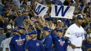 Cubs head home to face ghosts, curses and Kershaw one win away from World Series