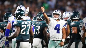 Dak Prescott stumbles, then shines in the clutch as Cowboys win in OT: 6 takeaways