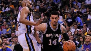 Spurs+ACYAIw-039+ADs Danny Green to miss start of season, out three weeks with quad injury