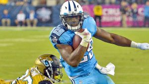 Breathe easy, Titans fans: DeMarco Murray reportedly has no structural damage in toe