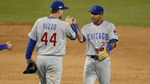 Cubs get past the anxiety and curse talk for now to get back on track in NLCS