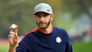 Dustin Johnson named PGA Tour Player of the Year after incredible 2015-16 season