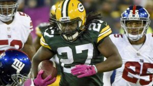 Report: Packers place Eddie Lacy on injured reserve, needs ankle surgery