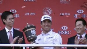 Hideki Matsuyama makes history, wins first WGC event by seven at HSBC Champions