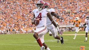 Alabama star safety, returner Eddie Jackson out for the season