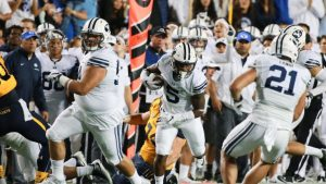 Here's all the crazy stuff that happened at the end of BYU's 55-53 win over Toledo
