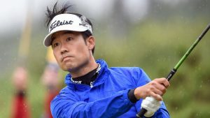 WATCH: Kevin Na hits driver off the deck and actually finds the green