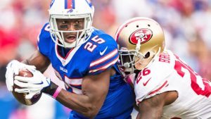 LeSean McCoy likely to play on Sunday, will have +ACYAIw-039+ADs-limited role+ACYAIw-039+ADs-