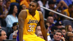 Report: Lakers interested in Metta World Peace as an assistant coach