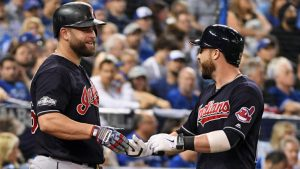 Indians get life back in right bats at the right time, now Blue Jays need the same