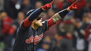 World Series Game 1: The 2 HRs that made Roberto Perez an unlikely hero