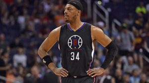 LOOK: Paul Pierce goes to Clippers game dressed up as Rick James