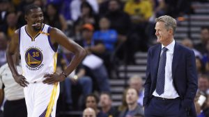 GMs: Warriors will top Cavs in NBA Finals trilogy