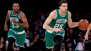 Has R.J. Hunter emerged in the race for Celtics' final roster spot?