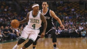 Isaiah Thomas: Celtics can 'make some legitimate noise'