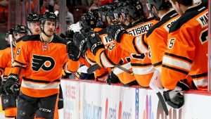 Flyers lose Del Zotto (knee) for 4-5 weeks