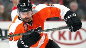Flyers defenseman Gudas suspended 6 games