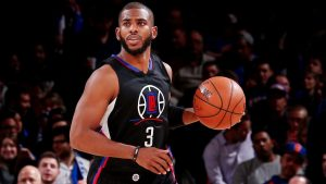 CP3 has thumb sprain; Clippers not worried