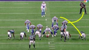 Eagles vs. Cowboys highlights: Punter Chris Jones burns Eagles on 30-yard run