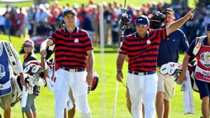 Ryder Cup 2016 live scores: Sunday scoreboard, standings, results, updates