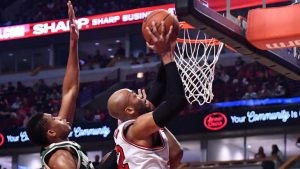 Taj Gibson to start for Bulls as Butler says not to worry about 3-pointers