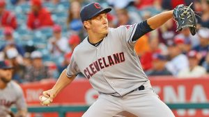 Trevor Bauer pushed back to ALCS Game 3 after cutting his finger repairing drone