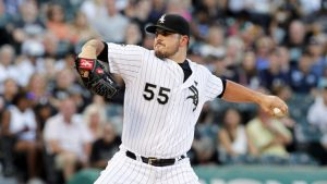 WATCH: Carlos Rodon tied an impressive consecutive strikeout record
