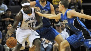 Grizzlies coach David Fizdale says Zach Randolph will be sixth man