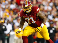 Redskins' Trent Williams suspended four games