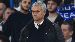 Nightmare return for Jose Mourinho