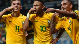 Brazil piles hurt on Messi's Argentina in crucial qualifier
