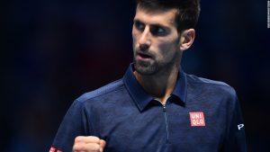 ATP Finals: Djokovic survives setback to win opener