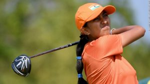 Teen scores first for Indian golf