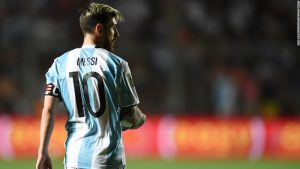 Messi leads player boycott of Argentine media