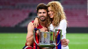 Shakira helps Barca seal mega deal