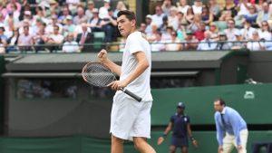 Fritz: ATP's 'Star of Tomorrow'