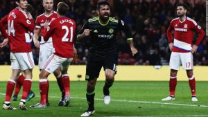 Chelsea returns to top of EPL