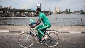 Nigerian's bizarre record attempt