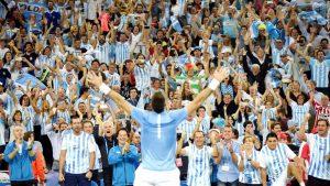Del Potro leads fightback as Argentina defeats Croatia