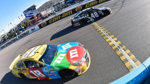No clear favorite in NASCAR Sprint Cup Series Championship 4