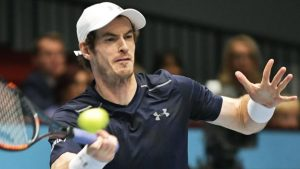Andy Murray beats Jo-Wilfried Tsonga in Vienna to win the Erste Bank Open