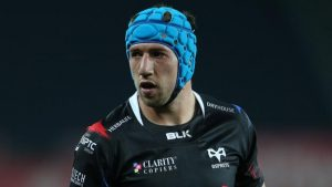 Justin Tipuric: Ospreys coach Brad Davis says flanker deserves Wales start
