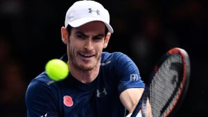 Andy Murray becomes world number one after Raonic withdraws from Paris Masters
